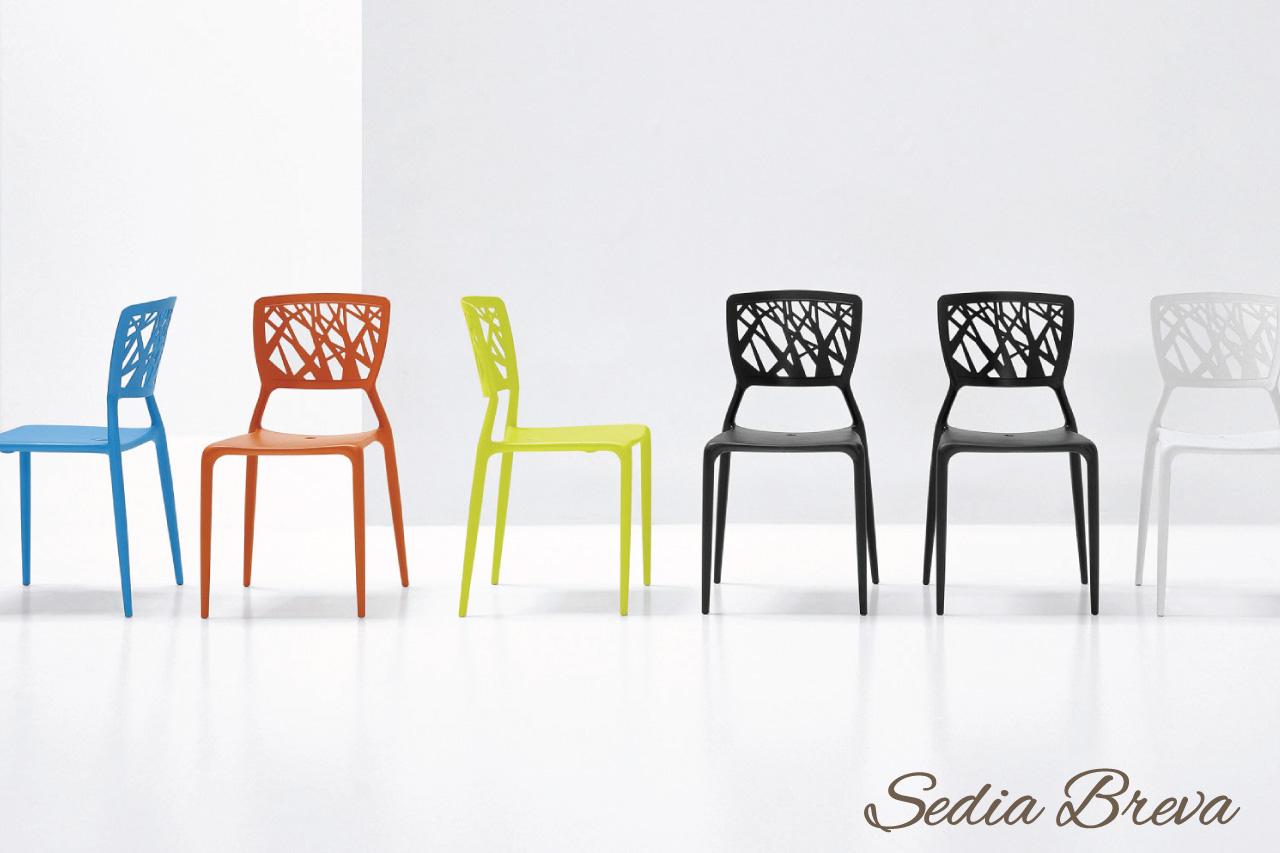 Sedie in plastica di design - Sedie design plastica ...