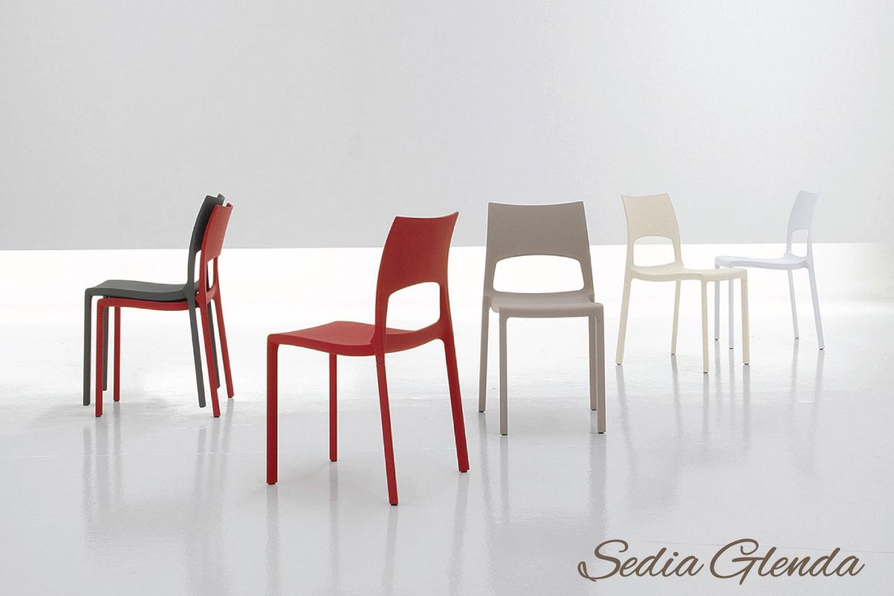 Sedie in plastica di design - Sedie plastica design ...